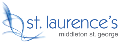 St Laurence Church Logo
